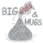 Ovrs4995 - Big Kisses & Hugs Candy