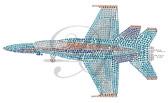 Ovrs278 - Airplane