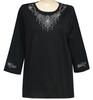 Style # 1706 - Black w/ Design # Ovrs7585