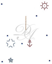 Ovr51234 - Nautical Design - ON SALE!