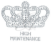 Ovrs2747 - High Maintenance w/ Crown