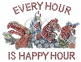 Ovrs5181 - Every Hours is Happy Hour Drinks w/ Toucan & Parrots