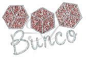 Ovrs7405 - Bunco w/ Red Dice