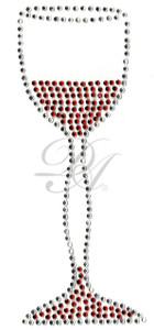 Ovrs543 - Small Glass of Wine