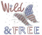 Ovr96 - Wild & Free w/ Butterfly