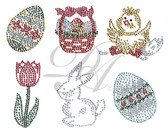 Ovrs6493 - Easter Assortment Grid