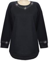 Style # 1608 - Black w/ Design # Ovrs7559