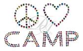 Ovrs1595 - Peace Love CAMP