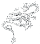 Ovrs292 - Silver Dragon