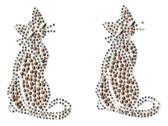 Ovrc1528 - Cat w/ Nailheads