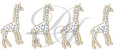 Ovrp11 - Small Giraffe