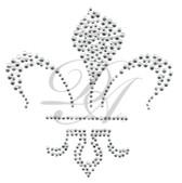Ovrs3031 - Funky Fleur-de-lis