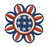 Ov10414 - Patriotic Flower