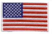Ov0092ss - Mini USA Flag