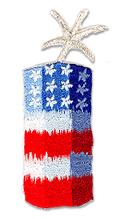 Ov9753 - US Flag Firecracker