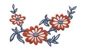 Ov10422 - Americana Flowers on Vine