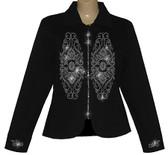 Style # 4004 - Black w/ Design # Ovrs7586 (Opt A)