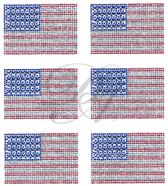 Ovr97 - USA Flag Set