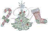 Ovrs7683 - Christmas Ornaments for Mask