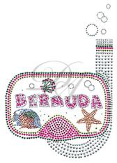 Ovrs8146 - Bermuda w/ Snorkeling Goggles