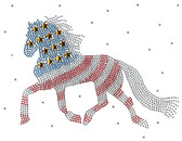 Ovrs7737 - USA Horse