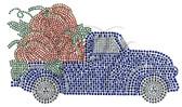 Ovrs7780 - Truck Load of Pumpkins