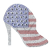 Ovr78 - Americana Bootie Heel - ON SALE!