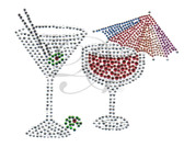 Ovrs2362 - Martini & Mai-Tai - ON SALE!