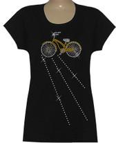 Style # 1103 - Black w/Design # Ovr593 (Center Front) & Ovr32L (Lines)