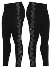 Style # 1420 - Black w/Design # Ovrs5109