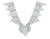 Ovrs2087 - Multi Dot V-Neckline - ON SALE!