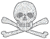 Ovrs240 - Skull & Bones - ON SALE!