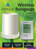 Aercus Instruments - Wireless Professional Rain Gauge with In/Out Temperature