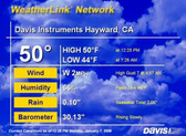 Davis 6555 WeatherLink IP version