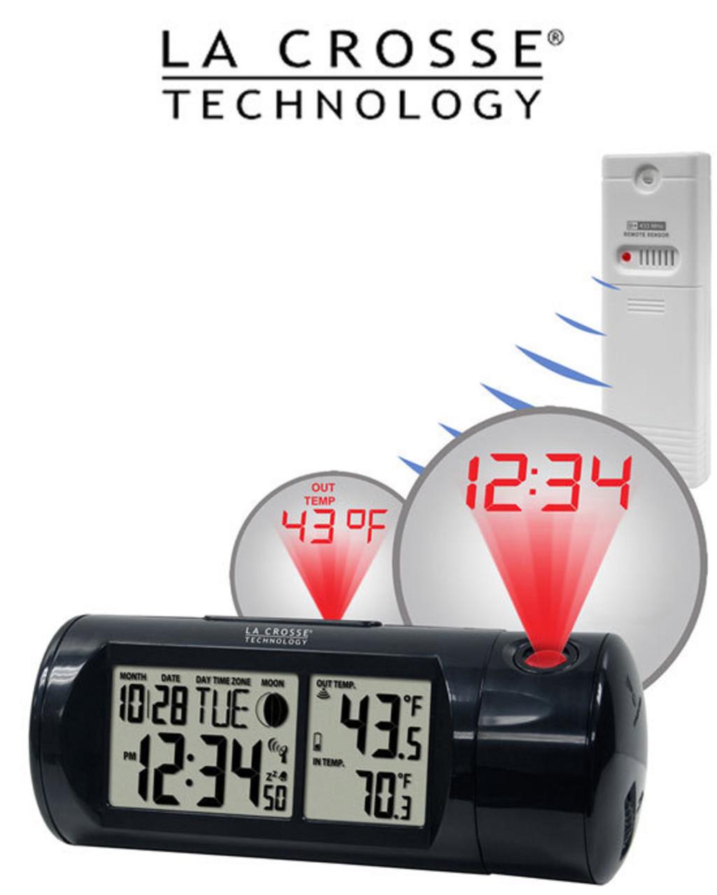 Outdoor digital clock