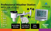 Aercus Instruments WS3085 Wireless Weather Station