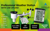 Aercus Instruments WS2085 Wireless Weather Station