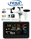 Tesa WS2900-Pro Prof 7 Inch Colour WIFI Weather Station