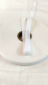"Lightweight 5/8"" white twill tape, 72 yard roll"