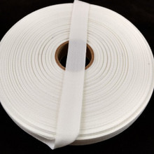 "Polyester Twill Tape 3/4"", 72 yard roll"