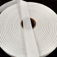 "Polyester Twill Tape 1"", 72 yard roll"