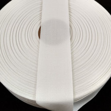 "Polyester Twill Tape 1 1/2"", 72 yard roll"