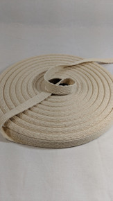 "Webbing 3/4"", 50 yard roll, natural"