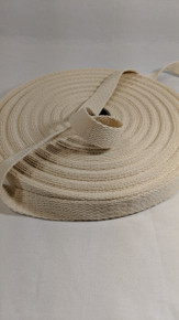 "Webbing 1"", 50 yard roll  natural"