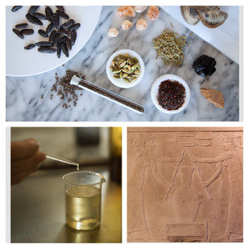 NATURAL PERFUMERY - AN INDIVIDUAL CLASS IMMERSION - A four day one-on-one hands-on natural perfumery immersion with Persephenie
