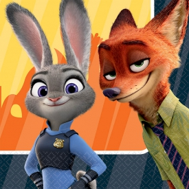 Zootopia MOVIE New!!!