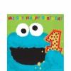 1st Birthday Sesame Street
