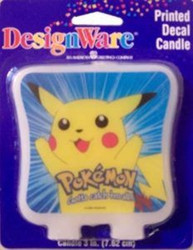 Pokemon Candle