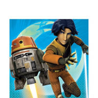 Star Wars Rebels Lunch Napkins 16 Count