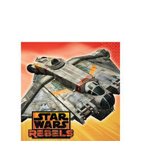 Star Wars Rebels Beverage Napkins 16 Count